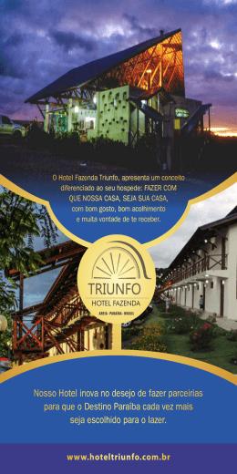 Hotel Triunfo Folder OK