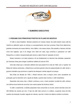 Projeto E G CAFÉ COM BOLACHA