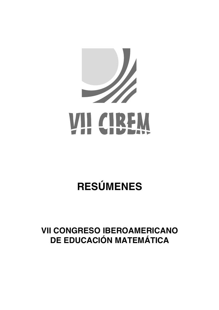 Haga clic aqu vii congreso iberoamericano de educacin fandeluxe Image collections