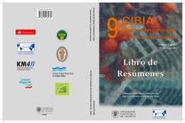 Congreso Iberoamericano de Ingeniería de Alimentos