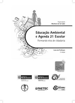 Educação Ambiental e Agenda 21 Escolar
