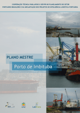 Plano Mestre do Porto de Imbituba