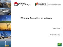 Plano Nacional de Acção para a Eficiência Energética • SGCIE