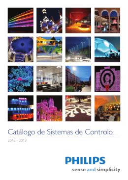 Catálogo de Sistemas de Controlo