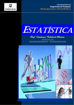 Estatística para engenharia