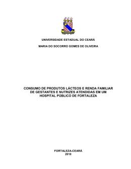 Maria do Socorro Gomes de Oliveira