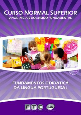 capas fundamentos e didatica da lignua portuguesa