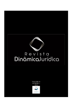 - Revista Dinâmica Jurídica
