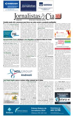 PRÊMIO ABERJE - Portal dos Jornalistas