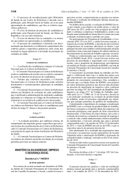 Decreto-Lei n.º 144/2014