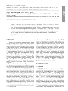 Artigo - Química Nova