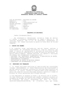 Relatório de 2006 (Download - PDF)