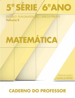 Matemática_EF_5S_6A-Vol 2 - Diretoria de Ensino