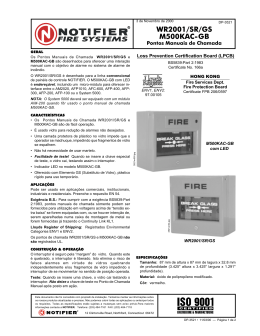 WR2001/SR/GS M500KAC-GB