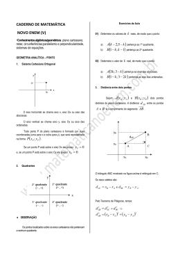 A ( )B - Matemática no ENEM