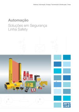 Automação Soluções em Segurança Linha Safety