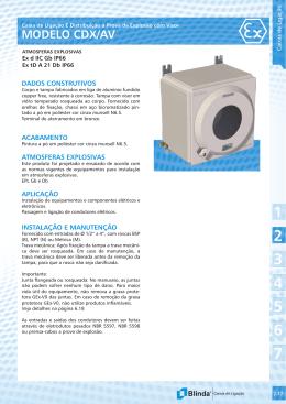 MODELO CDX/AV