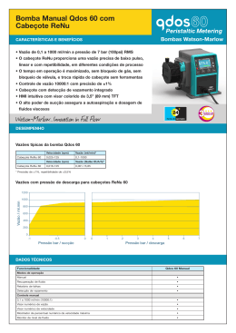 Manual Datasheet