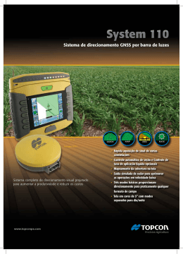 System 110 - Precision Agriculture