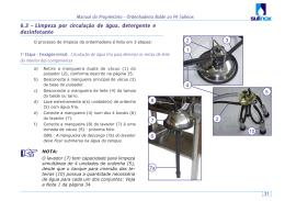 Manual Ordenha Sulinox - Parte 2