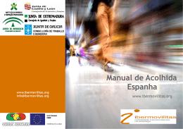 Manual de Acolhida Espanha
