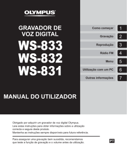 WS-833 WS-832 WS-831