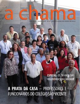 a prata da casa - Colégio São Vicente de Paulo