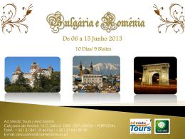 Bulgaria e Romenia