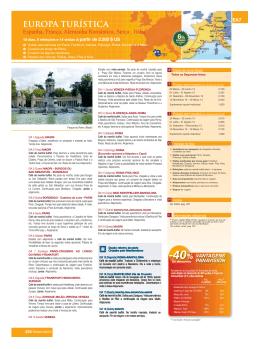 EUROPA TURÍSTICA - Panavisión Tours