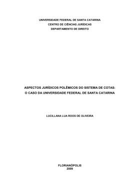 MONOGRAFIA - Cotas na UFSC