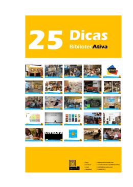 25 Dicas BibliotecAtiva