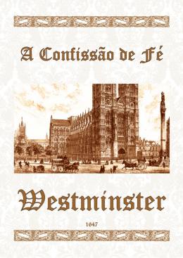 Confissão de Fé de Westminster de 1647