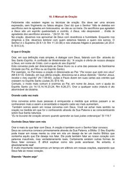 10.5 Manual de Oração - alansemeador.xpg.com.br