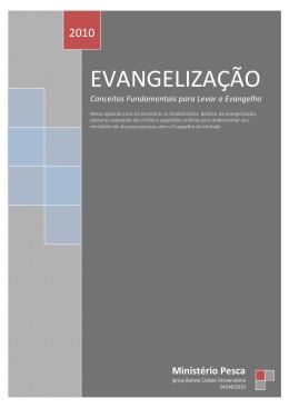 EVANGELIZAÇÃO - (www.ibcu.org.br).