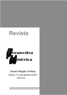 Número: 1 - Revista Perspectiva Histórica