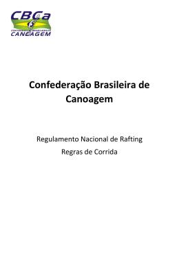 Confederação Brasileira de Canoagem