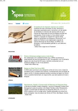 SPEA online nº 508