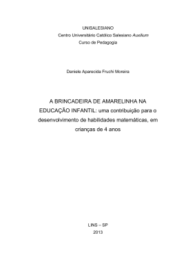 Monografia - Unisalesiano