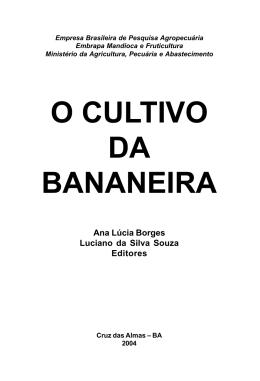 O CULTIVO DA BANANEIRA