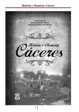 História e Memória de Cáceres