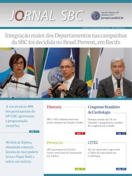Versão em PDF - Jornal SBC - Sociedade Brasileira de Cardiologia