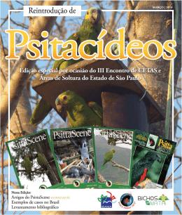 Reintrodução de Psitacídeos - Centro de Estudos Ornitológicos
