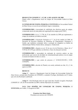 11_Regulamentação Geral dos estagios - UAB