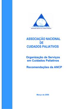 módulo 11 – organização de serviços em cuidados paliativos
