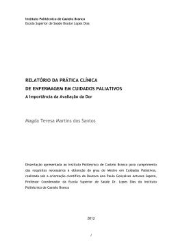 Relatório Prática Clínica de Enfermagem em Cuidados Paliativos_1
