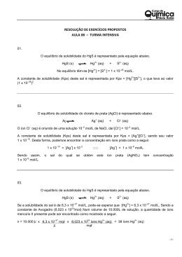 resolução de exercícios propostos aula 08 – turma intensiva