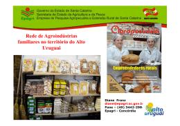 cooperação - 2011 Foro Santa Catarina
