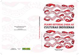 Plano Setorial para as Culturas Indígenas