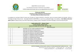 Deliberação nº 024/2015