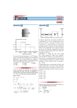 Física - Etapa